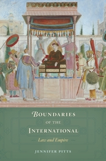 Boundaries of the International in HARDCOVER